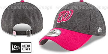 Nationals '2017 MOTHERS DAY STRAPBACK' Hat by New Era