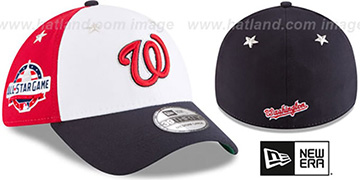 Nationals 2018 MLB ALL-STAR GAME FLEX Hat by New Era