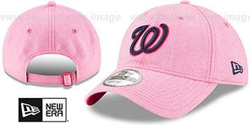 Nationals 2018 MOTHERS DAY STRAPBACK Hat by New Era