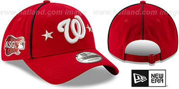 Nationals 2019 MLB ALL-STAR GAME STRAPBACK Hat by New Era