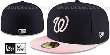 Nationals 2019 MOTHERS DAY Fitted Hat by New Era