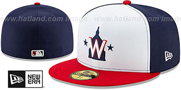 Nationals AC-ONFIELD ALTERNATE-2 Hat by New Era