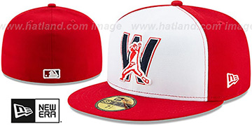 Nationals AC-ONFIELD ALTERNATE-4 Hat by New Era