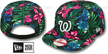 Nationals 'AMAZON BLOOM SNAPBACK' Hat by New Era