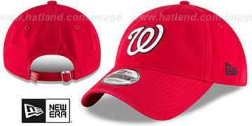 Nationals 'CORE-CLASSIC STRAPBACK' Red Hat by New Era