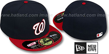 Nationals 'PERFORMANCE' ALTERNATE Hat by New Era