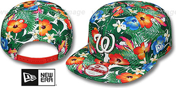 Nationals 'SUNSHINE BLOOM SNAPBACK' Hat by New Era