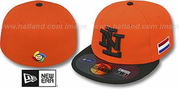 Netherlands 'PERFORMANCE WBC' GAME Hat by New Era