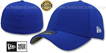 New Era 39THIRTY-BLANK Royal Flex Fitted Hat