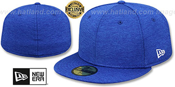 New Era '59FIFTY-BLANK' Royal Shadow Tech Fitted Hat
