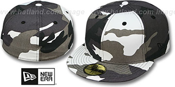 New Era 59FIFTY-BLANK Urban Camo Fitted Hat