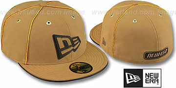 New Era 'FLAG DaBu' Fitted Hat