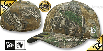 New Era LOW-CROWN 59FIFTY-BLANK Realtree Camo Fitted Hat