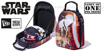 New Era STAR WARS Force Awakens CAP CARRIER Case: 3 or More Special