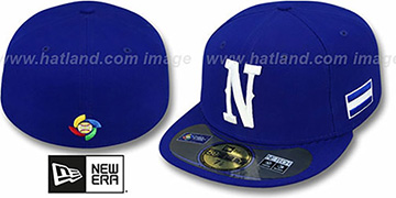Nicaragua 'PERFORMANCE WBC' Royal Hat by New Era
