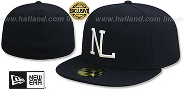 NL 'MLB UMPIRE' Navy Hat by New Era