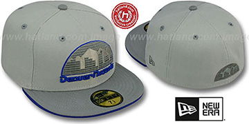 Nuggets 2T HWC GREY-POP Fitted Hat by New Era