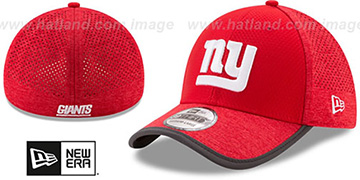 NY Giants '2017 NFL TRAINING FLEX' Red Hat by New Era