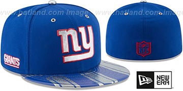 NY Giants '2017 SPOTLIGHT' Fitted Hat by New Era