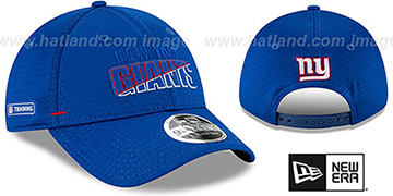 NY Giants COACHES TRAINING SNAPBACK Hat by New Era