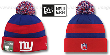 NY Giants STADIUM Knit Beanie Hat by New Era