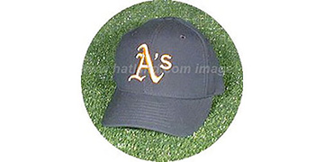 Oakland Athletics ROAD Hat