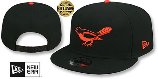 Orioles 1954 COOPERSTOWN REPLICA SNAPBACK Hat by New Era