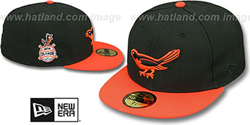 Orioles 1958 'SIDE ALL-STAR-PATCH' Fitted Hat by New Era