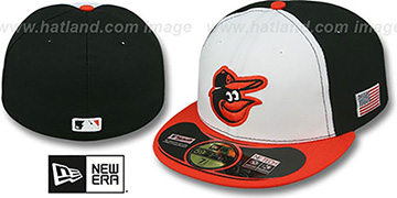 Orioles 2014 STARS-N-STRIPES 911 HOME Hat by New Era