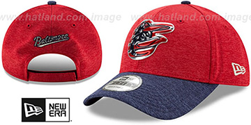 Orioles '2017 JULY 4TH STARS N STRIPES STRAPBACK' Hat by New Era