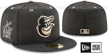Orioles '2017 MLB ALL-STAR GAME' Fitted Hat by New Era