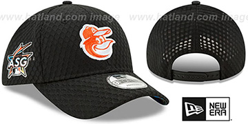 Orioles '2017 MLB HOME RUN DERBY 940' Black Hat by New Era