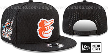 Orioles '2017 MLB HOME RUN DERBY SNAPBACK' Black Hat by New Era