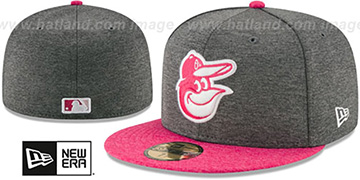 Orioles '2017 MOTHERS DAY' Fitted Hat by New Era