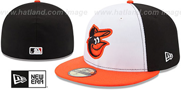 Orioles AC-ONFIELD HOME Hat by New Era