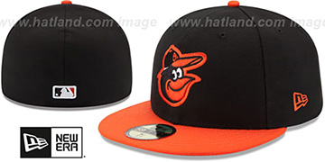 Orioles AC-ONFIELD ROAD Hat by New Era