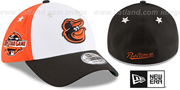 Orioles 2018 MLB ALL-STAR GAME FLEX Hat by New Era