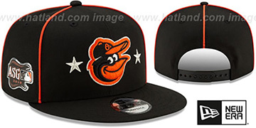 Orioles 2019 MLB ALL-STAR GAME SNAPBACK Hat by New Era