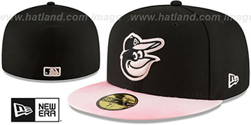 Orioles 2019 MOTHERS DAY Fitted Hat by New Era