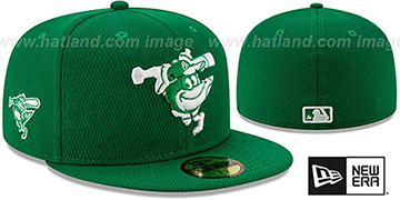 Orioles 2020 ST PATRICKS DAY Fitted Hat by New Era