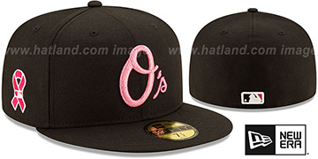 Orioles '2021 MOTHERS DAY' Fitted Hat by New Era