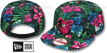 Orioles 'AMAZON BLOOM SNAPBACK' Hat by New Era