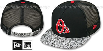 Orioles ELEPHANT-HOOK STRAPBACK Hat by New Era