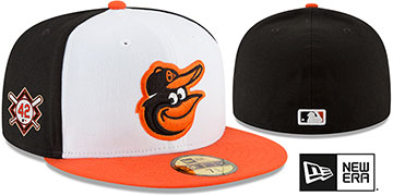 Orioles 'JACKIE ROBINSON' HOME Hat by New Era
