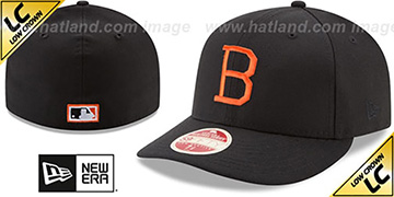 Orioles 'LOW-CROWN VINTAGE' Fitted Hat by New Era