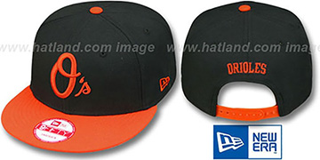Orioles 'REPLICA ALTERNATE SNAPBACK' Hat by New Era