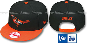 Orioles REPLICA GAME SNAPBACK Hat by New Era