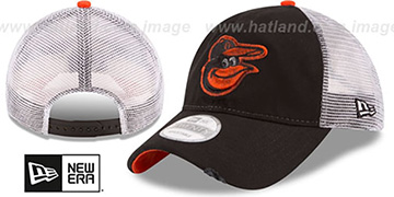 Orioles 'RUSTIC TRUCKER SNAPBACK' Hat by New Era