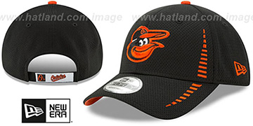 Orioles SPEED STRAPBACK Black by New Era