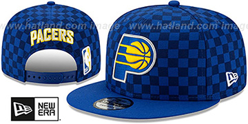 Pacers 19-20 CITY-SERIES ALTERNATE SNAPBACK Royal Hat by New Era